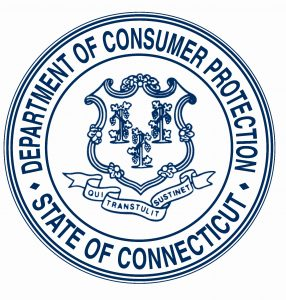 Department of Consumer Protection Seal
