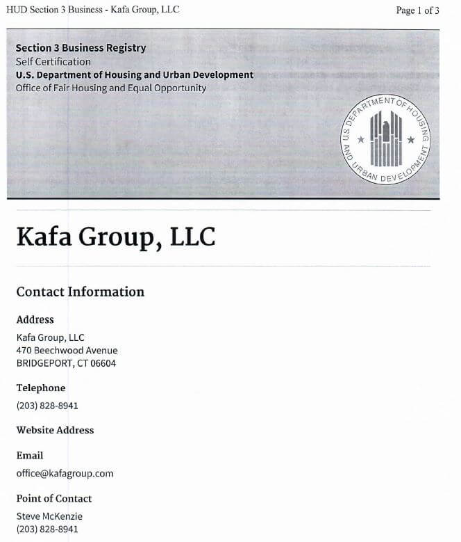 Company Kafa Group